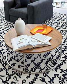 DWR Rubik Coffee Table