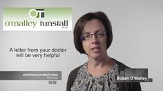 Applying for Social Security Disability or SSI? Get a Doctor's letter. (...