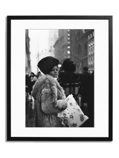 Diana Ross Goes Shopping by Sonic Editions at Gilt.  •Motown recording star Diana Ross (of the Supremes) shops on 5th Avenue before a performance on the TV show Hullabaloo circa 1965 in New York City, New York.