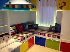 10Idées géniales pour une petite chambre d'enfants