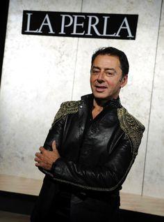 La Perla designer Giovanni Bianchi