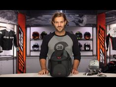 SW-MOTECH Quick-Lock EVO City Electric Tank Bag Review at RevZilla.com - YouTube