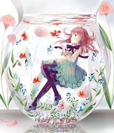 Fishbowl by hitsukuya.deviantart.com on @deviantART