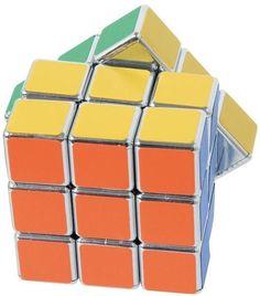 Magic Cube metal Zauberwürfel aus Metall ab 7 Jahren