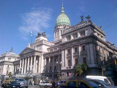 Congreso Nacional Argentino, Buenos Aires.