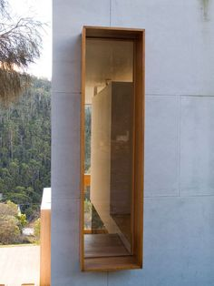 Unique Bathroom Decor Bonnet Hill House: Simple, Honest (Minimalist) Living in Tasmania Conceptual Architecture, Architecture Building Design, Minimalist Architecture, Facade Design, Contemporary Architecture, Architecture Details, Interior Architecture, House Design, House On A Hill