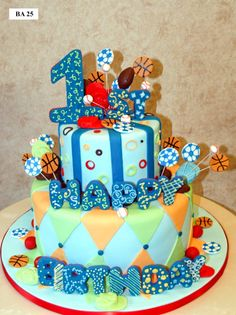 Carlo's Bakery - Baby Book Specialty Cake Designs