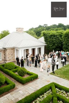 tips for your backyard wedding cocktail reception // Katie Stoops Photography Bellwether Events