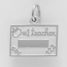 Rembrandt Charm $25 https://www.charmnjewelry.com/search/sterling_silver_charms/Graduation.htm #GraduationCharm