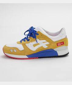 RivingtonClubxAsicsGelLyteIII Asics Gel Lyte Iii, Rare Sneakers, Consignment Online, Driftwood, Trainers, Kicks, Pairs, Club, Shoes