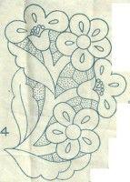 Gallery.ru / Фото #75 - disegni ricamo - antonellag