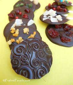 Praliné Paradicsom: A csokoládé temperálása egyszerűen Mousse, Macaron, Fudge, Biscuits, Food And Drink, Pudding, Sweets, Candy, Cookies