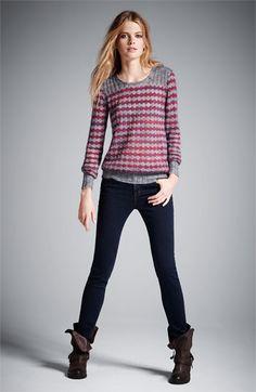 J Brand Skinny Stretch Jeans (Northern Lights)   Nordstrom
