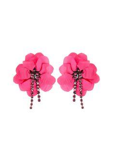 Lanvin Orecchini a Clip Gina - Donna - Lanvin Online Store - Primavera/Estate 15 Donna. Spedizione in tutto il mondo.