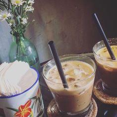 Excellent café glacé vietnamien! #Saigon #Vietnam #foodie #cafe