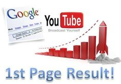 Rank Youtube Videos to First Page