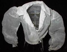 Antique Doll Blouse Edwardian