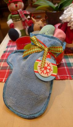 Norwex as a cute Christmas present! :-) lindaweisser.norwex.biz