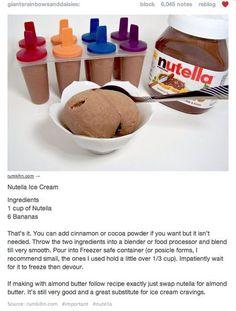 Nutella pops!