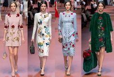 Модні сукні літа 2017 літня мода, весна-літо