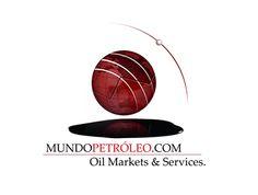 Propuesta de Diseño para Logo Mundopetroleo.com Identidad Corporativa