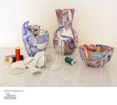 Zoe Hillyard Ceramic Patchwork