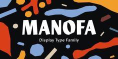 Manofa Font Download