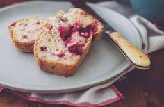 Raspberry & Coconut bread