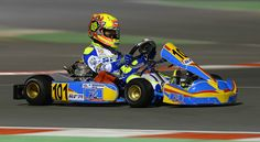 Bahrain, Thursday evening: first KFJ heats for Norris and Lorandi