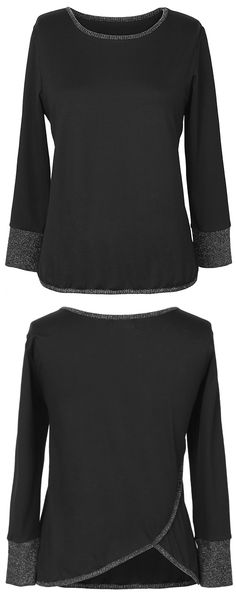 Release the free soul and enjoy life in this cosy top. Enjoy 10% Off for pre-order! Only $21.99 with free shipping! This splicing top is detailed with ribbed&high low design! Hit more heated pieces at Cupshe.com !