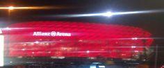 Allianz Arena. München.