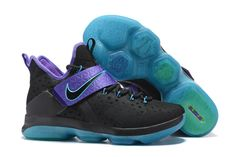 aad7f53705f Find Quality LeBrons 14 Mens Black Purple Moon Shoe and more on Nikelebron.
