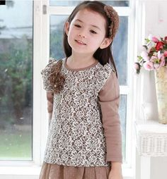 Top Quality Pakistani Attractive Casual Dresses for Girls LifeStyle in reasonable prices - Order now with custom size tailoring option and worldwide shipment service. Kids Wear, Children Wear, Girls Casual Dresses, Ballroom Dress, Dresses Online, Stylish, Lace, How To Wear, Google Search