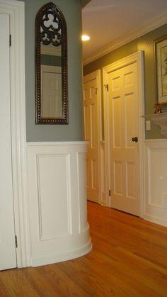 Wood Entryway Panel