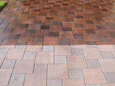 colored pavers | brick paver colors, install pavers, brick patio