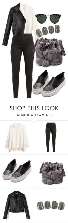 """Untitled #495"" by dreamer3108 on Polyvore featuring H&M, Levi's and Spitfire"