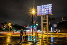 New Urban Safari in Orlando by Julien Nonnon