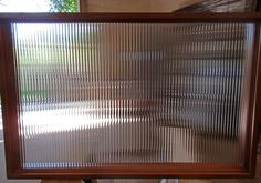reeded glass windows - Google Search