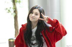 I love peace, melody, and umji Gfriend Profile, Rain Jacket, Bomber Jacket, Kim Ye Won, G Friend, Music Photo, Kpop, Girl Group, Girlfriends