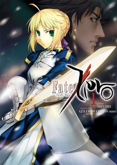 DEAL OF THE DAY Fate/Zero Volume 1 TPB - $10.79 Retail Price: $11.99 You Save: $1.20 The battle for the Holy Grail begins! Gen Urobuchi and Shinjiro's prequel to Type-Moon's Fate saga! Based on the  hit novel and anime series, Fate/Zero is a faithful manga adaptation that includes never-before-seen content!  TO BUY NOW CLICK LINK BELOW http://tomatovisiontv.wix.com/tomatovision2#!comics/cfvg