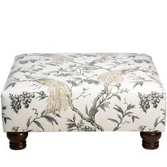 Lark Manor Champigny Square Cocktail Ottoman & Reviews | Wayfair $395.99 THIS IS A LARGER PIECE