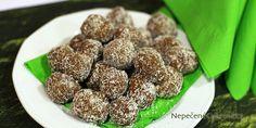 tatrankové kuličky Mochi Recipe, Japanese Dishes, Xmas, Christmas, Cereal, Almond, Food And Drink, Breakfast, Cake