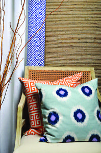 Color Trends | Decorating with Navy Blue - Drapery Street