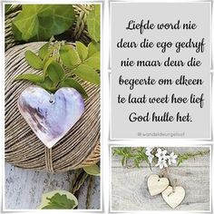 Soul Quotes, Strong Quotes, Afrikaanse Quotes, Goeie Nag, Goeie More, Living Water, True Words, Positive Thoughts, Birthday Wishes