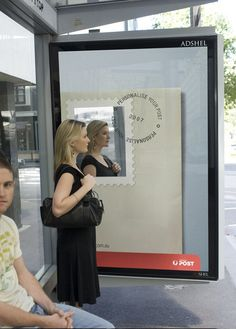 Australian Post - Street & Ambient Marketing