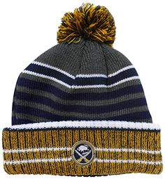 Compare prices on Buffalo Sabres Cuffed Knit Hats from top online fan gear  retailers. Save money on Cuffed Knit Hats and caps. 5342fc780a54