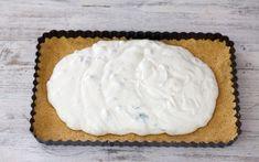Preparazione Cheesecake alla ricotta, noci e pomodori secchi - Fase 4