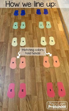 Preschool Classroom Tour