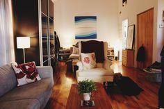 Small Spaces - Tessa & Murtasa Tomato Vine, Lifestyle Blog, Small Spaces, Vines, Furniture, Vintage, Home Decor, Decoration Home, Room Decor