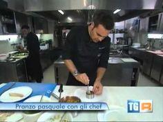 Intervista a Guido HaverkockIl TG3 Emilia Romagna il giorno di Pasqua propone un menù suggerito dal nostro Chef Guido Haverkock